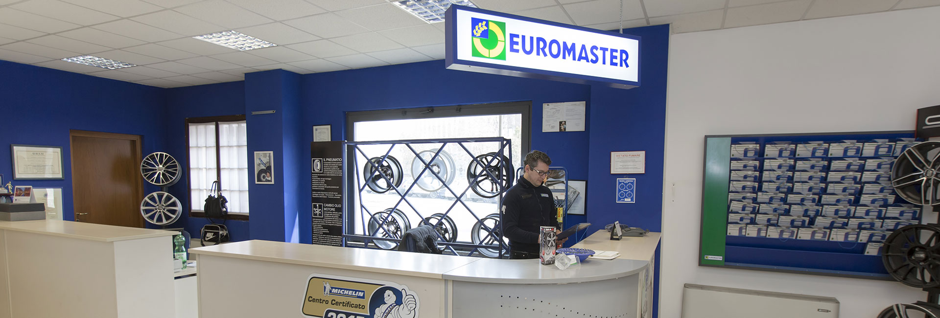 Giommasta Euromaster Caravaggio e Treviglio
